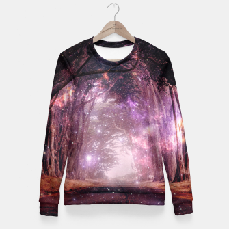 Miniaturka Life of the Forest Fitted Waist Sweater, Live Heroes