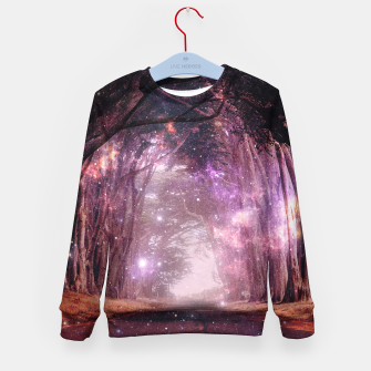 Life of the Forest Kid's Sweater thumbnail image