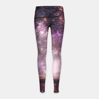 Life of the Forest Girl's Leggings thumbnail image