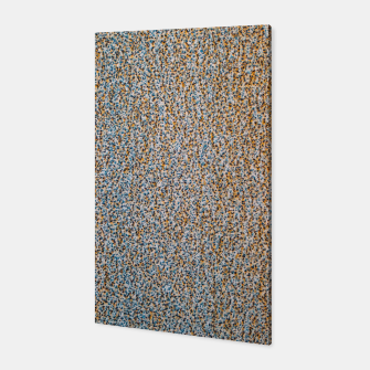 Thumbnail image of Steel Metal Rust Pattern Canvas, Live Heroes