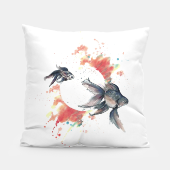 Miniatur Fishy Fish Coussin, Live Heroes