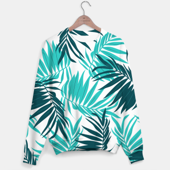 Thumbnail image of Tropical Forever Sweater, Live Heroes