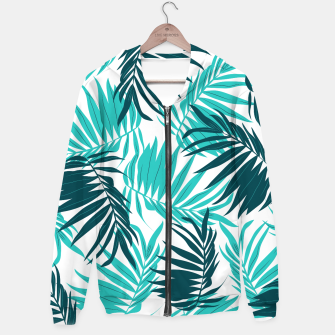 Thumbnail image of Tropical Forever Hoodie, Live Heroes