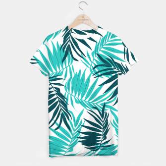 Thumbnail image of Tropical Forever T-shirt, Live Heroes