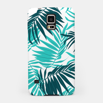 Thumbnail image of Tropical Forever Samsung Case, Live Heroes