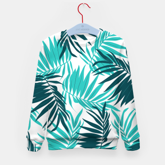 Thumbnail image of Tropical Forever Kid's Sweater, Live Heroes