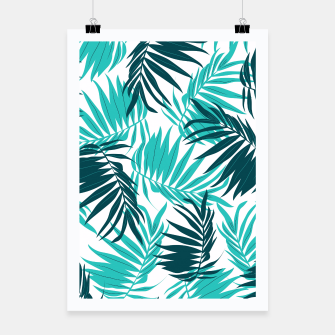 Thumbnail image of Tropical Forever Poster, Live Heroes