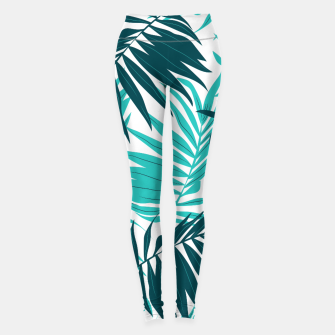 Thumbnail image of Tropical Forever Leggings, Live Heroes