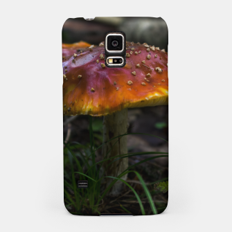 Thumbnail image of Mushroom Samsung Case, Live Heroes