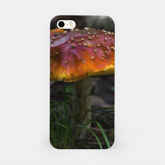 Thumbnail image of Mushroom iPhone Case, Live Heroes