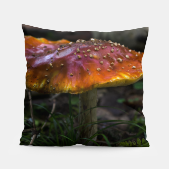 Thumbnail image of Mushroom Pillow, Live Heroes