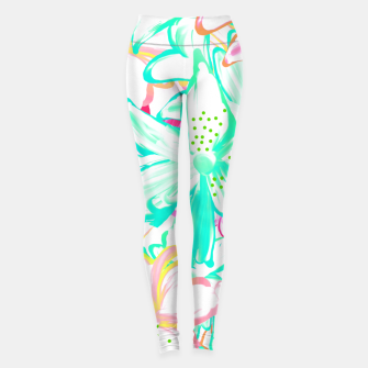 Thumbnail image of Philocaly Leggings, Live Heroes