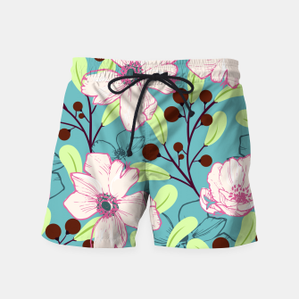 Thumbnail image of Ludic Swim Shorts, Live Heroes