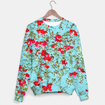 Thumbnail image of Not Enough Flowers Sweater, Live Heroes
