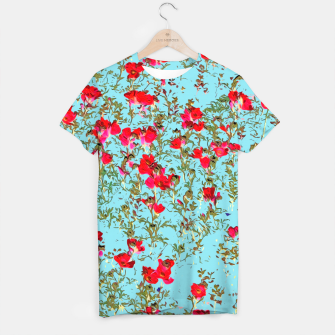 Thumbnail image of Not Enough Flowers T-shirt, Live Heroes