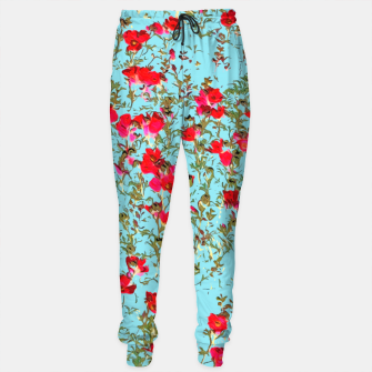 Thumbnail image of Not Enough Flowers Sweatpants, Live Heroes