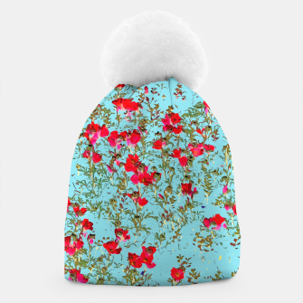 Thumbnail image of Not Enough Flowers Beanie, Live Heroes