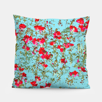 Thumbnail image of Not Enough Flowers Pillow, Live Heroes