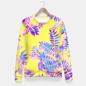 Thumbnail image of Vibrance Fitted Waist Sweater, Live Heroes