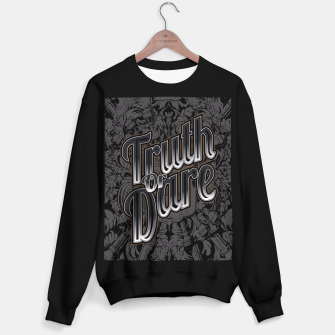 Thumbnail image of Truth Or Dare Sweater regular, Live Heroes