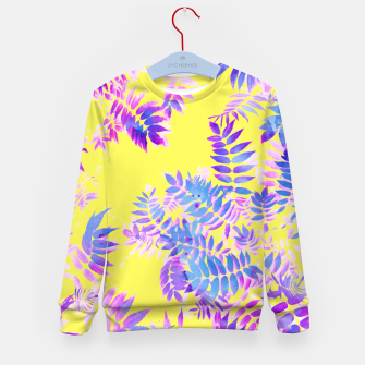 Thumbnail image of Vibrance Kid's Sweater, Live Heroes