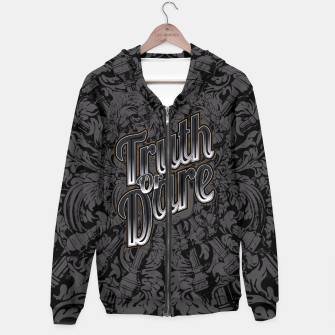 Thumbnail image of Truth Or Dare Hoodie, Live Heroes