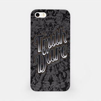 Thumbnail image of Truth Or Dare iPhone Case, Live Heroes