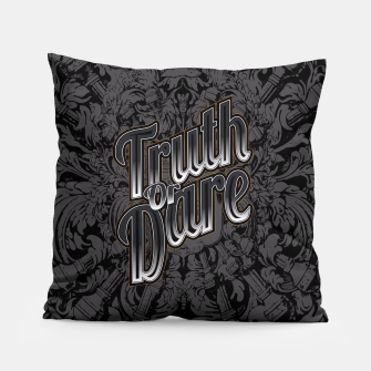 Truth Or Dare Pillow thumbnail image