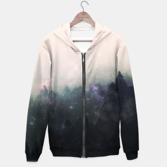 Thumbnail image of Starlight Zip up hoodie, Live Heroes