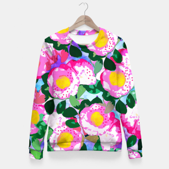 Thumbnail image of Sulit Fitted Waist Sweater, Live Heroes