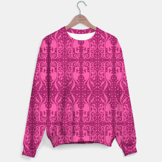 Thumbnail image of Gothic Art Sweater, Live Heroes