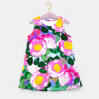 Thumbnail image of Sulit Girl's Summer Dress, Live Heroes