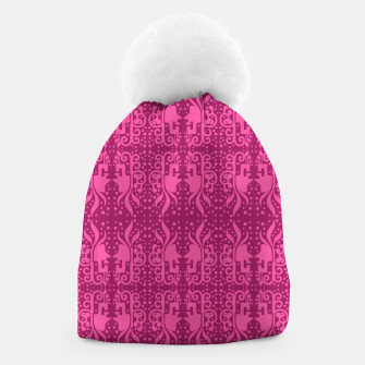 Thumbnail image of Gothic Art Beanie, Live Heroes