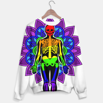 Thumbnail image of Inner Love Mandala Jumper Sweater, Live Heroes