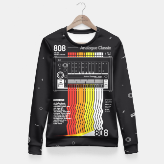 Thumbnail image of 808 Fitted Waist Sweater, Live Heroes