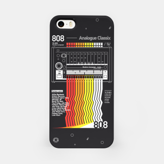 Thumbnail image of 808 iPhone Case, Live Heroes