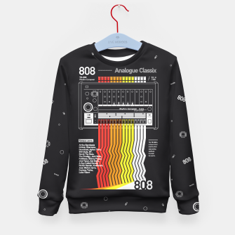 Thumbnail image of 808 Kid's Sweater, Live Heroes