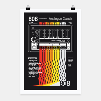 Thumbnail image of 808 Poster, Live Heroes
