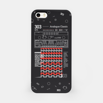 Thumbnail image of 303 iPhone Case, Live Heroes
