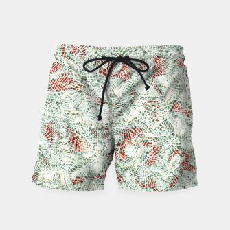 Thumbnail image of unseen Swim Shorts, Live Heroes