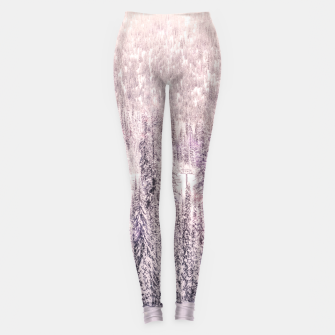 Thumbnail image of Winter Was Harsh Leggings, Live Heroes