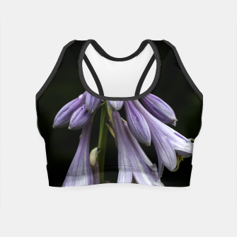 Thumbnail image of Plantain lilies Crop Top, Live Heroes