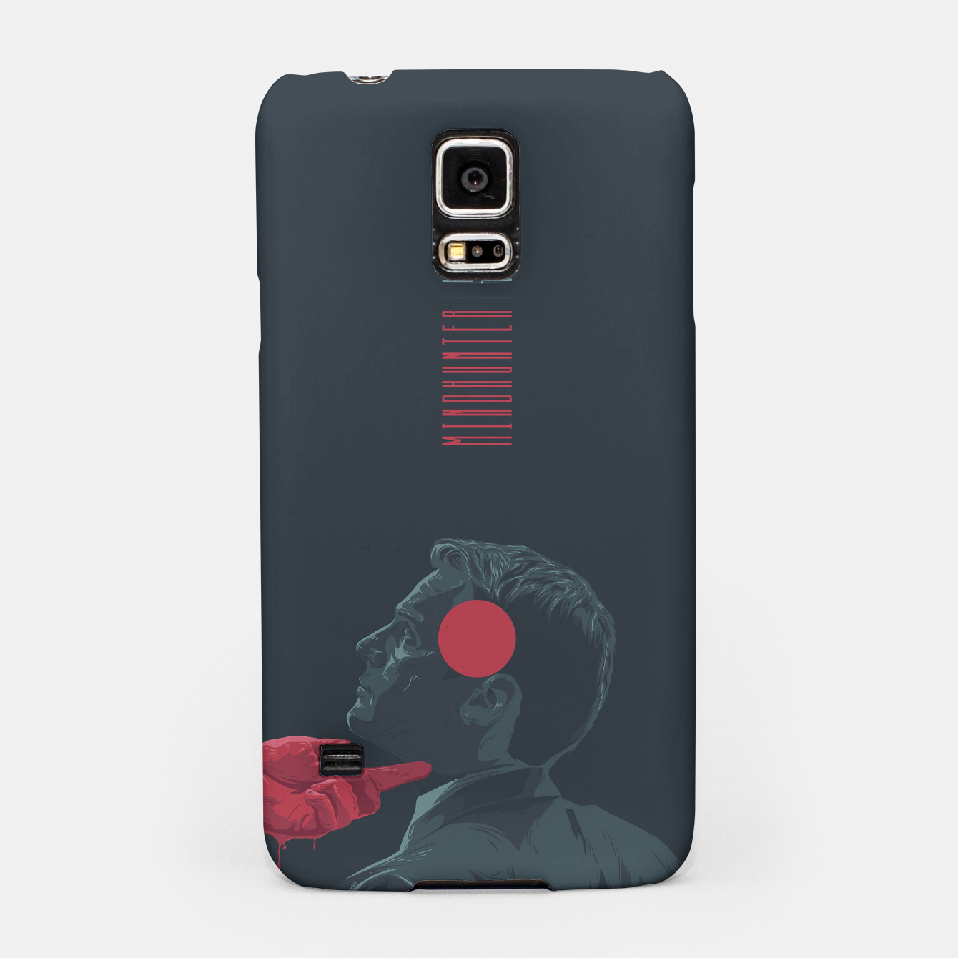 Image of Mindhunter Samsung Case - Live Heroes