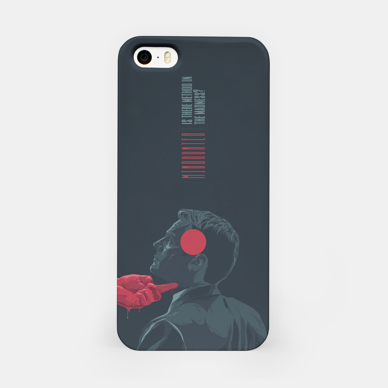 Image of Mindhunter iPhone Case - Live Heroes