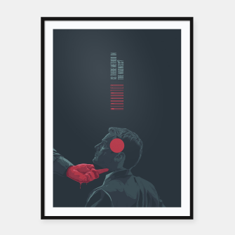Thumbnail image of Mindhunter Framed poster, Live Heroes