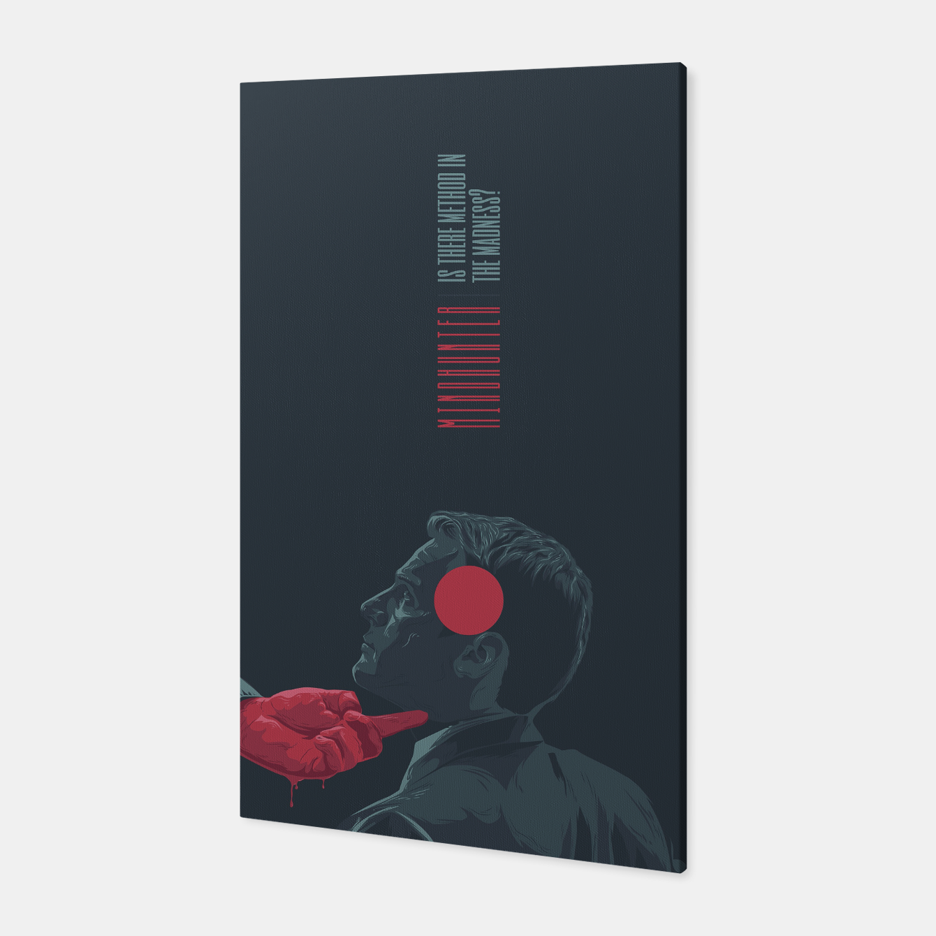 Image of Mindhunter Canvas - Live Heroes