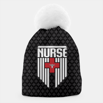 Nurse Shield Beanie thumbnail image
