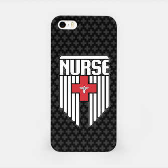 Nurse Shield iPhone Case thumbnail image