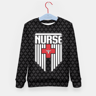 Nurse Shield Kid's Sweater thumbnail image