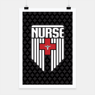 Nurse Shield Poster thumbnail image
